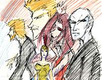 Sketches - 1 (circa 1999 - 2000)