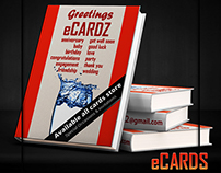 eCARDZ application for iOS iPad.