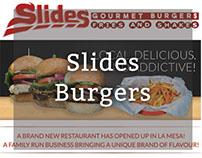 Slides Burgers