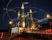 Kazan Mosque ID