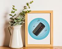 Illustration Speaker