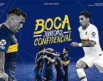 Boca Juniors Confidencial - Netflix