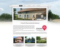 Le Maine Neuf - Website