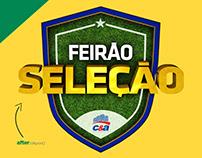 C&A CONSTRUTORA - Feirão Seleção I 2018
