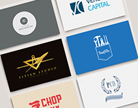 My Creative Brand Identities/Logos Part 2
