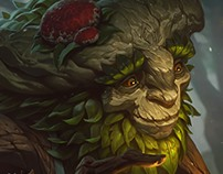 Ivern - League of Legends - Login Screen