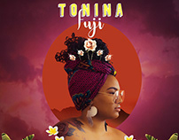 COVER ARTWORK: TONINA - FUJI