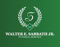 Walter E. Sabbath Funeral Service