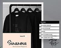 Sinanova Magazine
