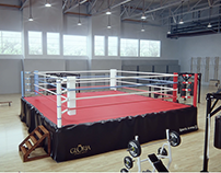 GLORIA Sports Arena Image Film -