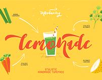 Lemonade Script Font [Free Font]