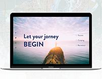 Jorney website