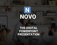 Novo – The Free Digital Powerpoint Presentation