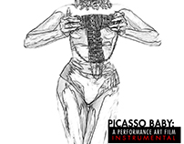 Picasso Baby Instrumental Personal iTunes Cover
