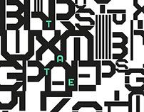 Tate Typeface