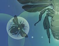 Invertebrates and Space Bee