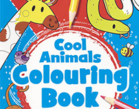 Cool Animals Colouring Book: IglooBooks