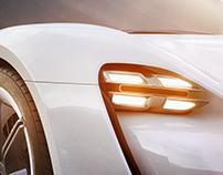 Porsche Mission e Concepts