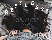My Calm Blanket Advertisements