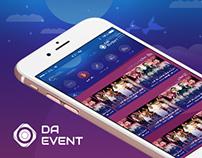 Da-Event app, Nightlife events in Cairo