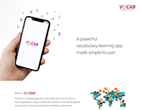 VOCAB app