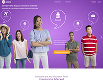 Website Content Management Insurance Market