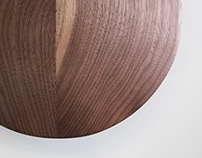 Walnut Disc
