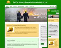 CallForSafety - Website