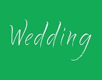 Wedding identity (2017)