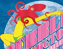 Bubblegum Octopus @ Wardenclyffe