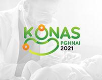 Event Logo - KONAS PGHNAI 2021