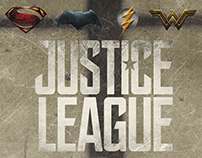 Justice League Fan Poster