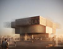 Polish Pavilion Expo 2020 | Competition | 1st Prize