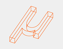 ovi•µ // museum branding