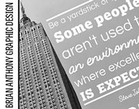 BA Graphic Design Facebook Quote Posts: 2015