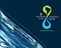 Website Relatório 8 Fórum Mundial da Água