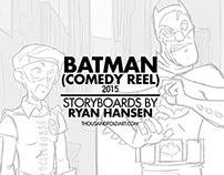 Batman Comedy Reel 2015