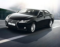 LEXUS LS PREMIER EDITION LAUNCH