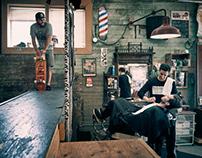 Oddfellows Barber Shop