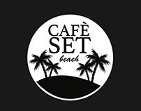 Logo x Cafè Set beach