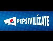 PEPSI - Pepsivilízate!
