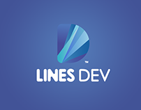 LinesDev Corporate Logo | Branding