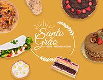 Santo Grão- Padaria/Pastelaria/Pizzaria
