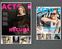 Revista ACTO / cultura y espectáculos
