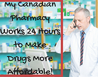 My Canadian Pharmacy: Your Way to Be Healthy
