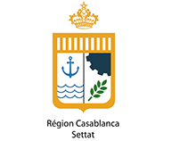 Redesign de Logo de la Région Casablanca Settat