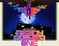 Poster Posse x Ready Player One (Official)