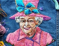 Рortrait of Elizabeth 2