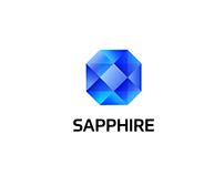 SAPPHIRE - Identité Visuelle