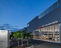 New Audi dealership Fort Lauderdale FL